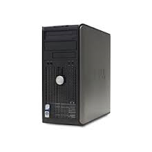 DELL OPTILEX755 COMPUTER ex rental